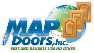 Map Doors - Thermofoil Door Manufacturers